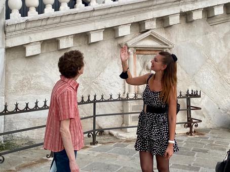 Lucia guida turistica Venezia: il mio perchè diventare una guida