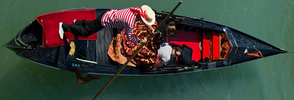 lucia visite guidate venezia gondola tou