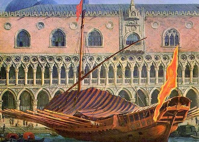 Lucia tour Venezia Caspar-Van-Wittel-Vis