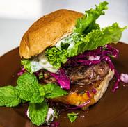 2020 - Burger Month Burger