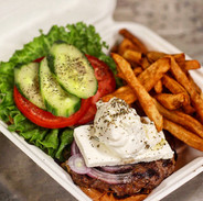 World Famous - Athenian Burger