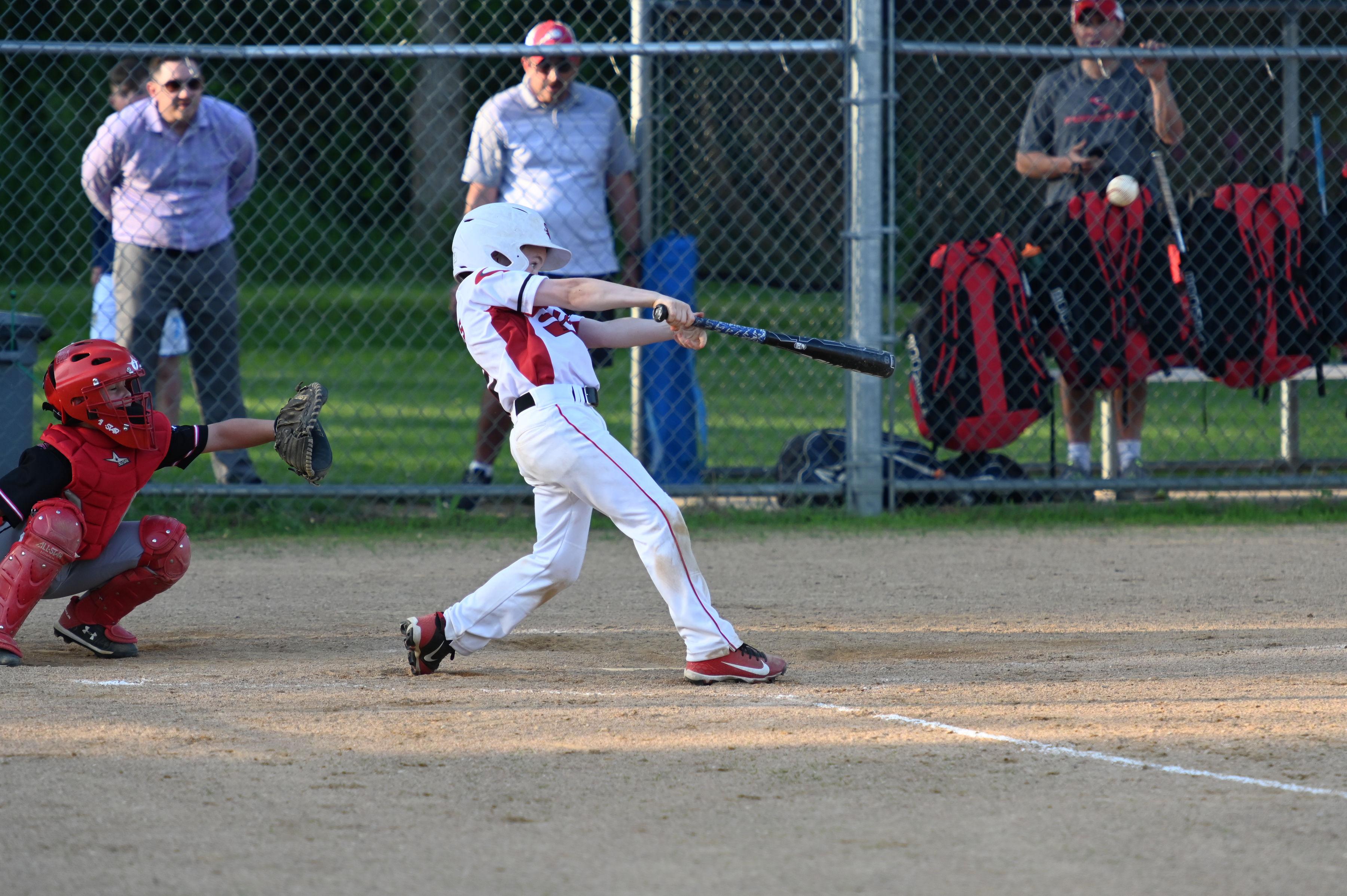baseball batting drills