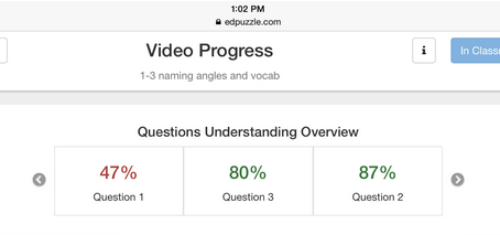 September Goal - Make Video Watching More Engaging for My Students