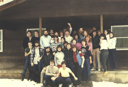 Retreat in the 80s