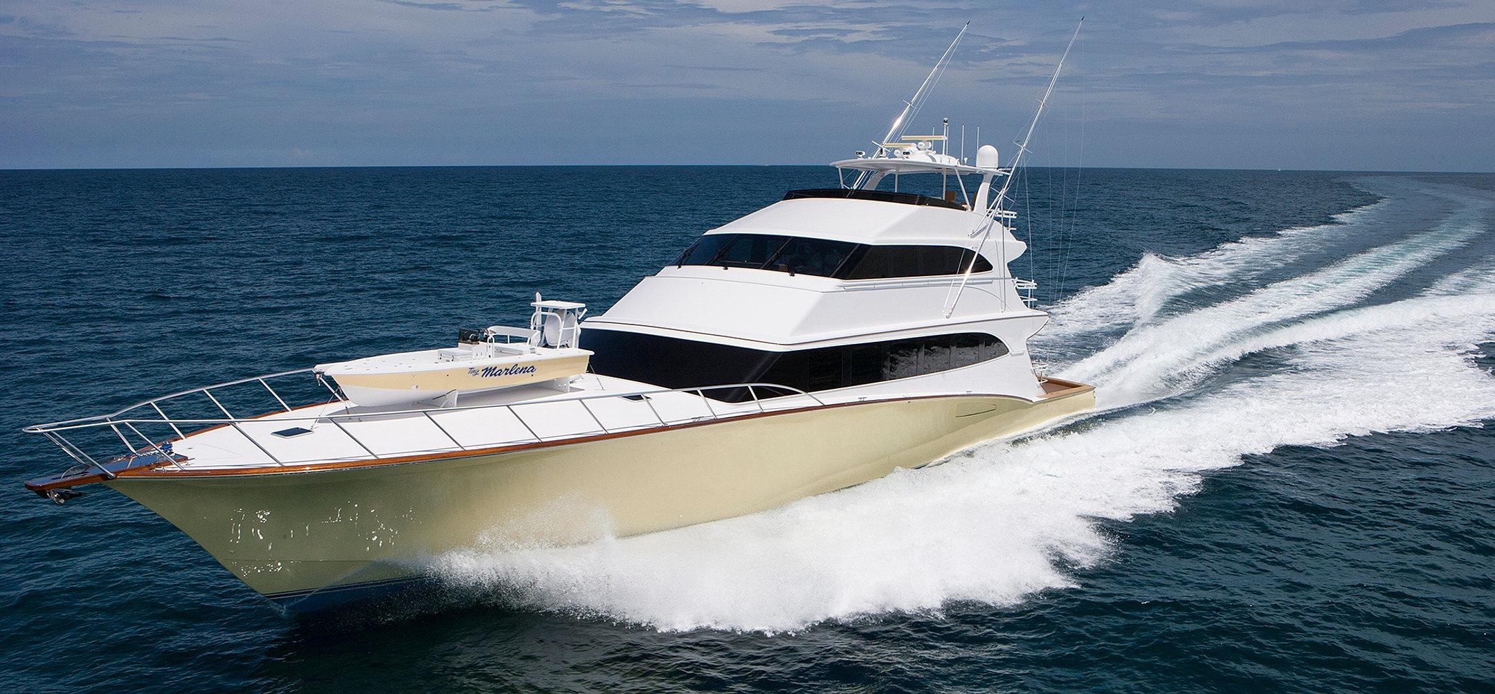Jim Smith Tournament Boats   Custom Fishing Boats   Florida   Jim Smith 105 Marlena