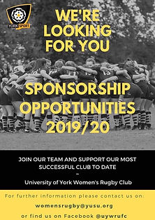 University of York Women's Rugby Union Football Club