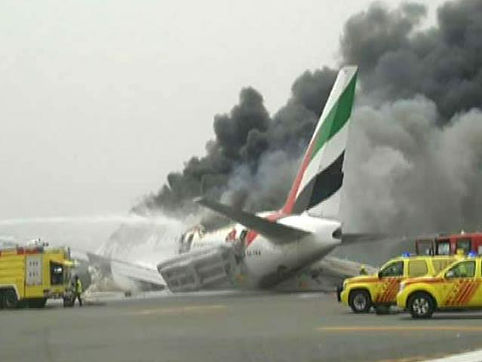 Airliner crash death or injury lawyer