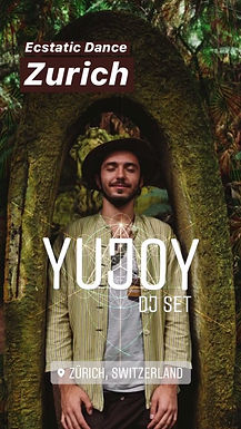 Zurich Ecstatic Dance/ YUJOY Dj set