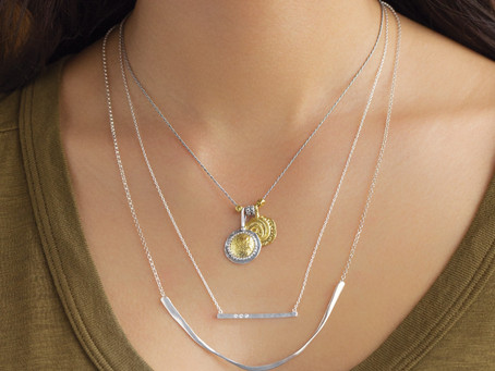 Choosing the Right Pendant Length for Your Neckline