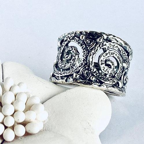 The Forever - Handmade Sterling Silver Ring