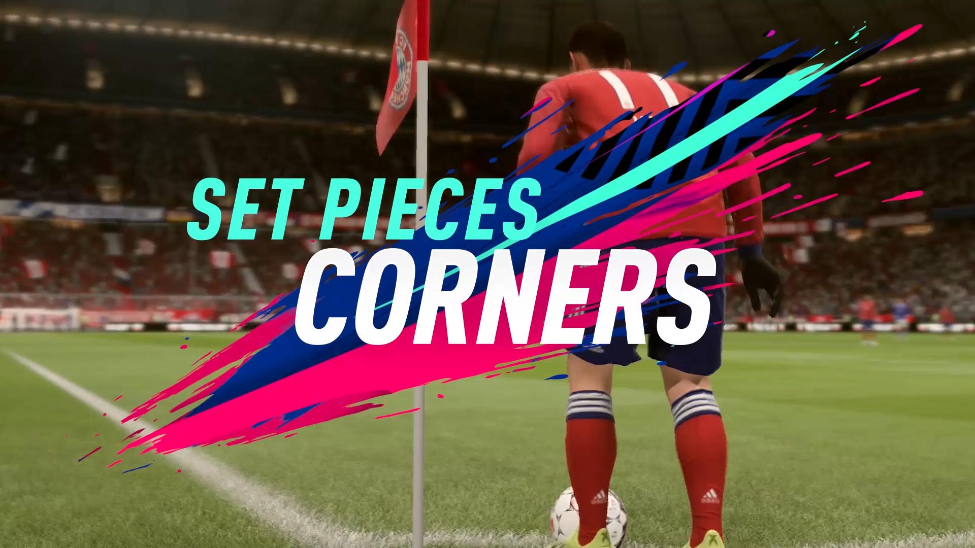 FIFA 19 CORNERS