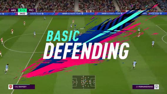 FIFA 19 BASIC DEFENDING