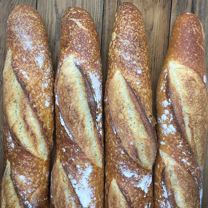 Sourdough Baguette @Barryville