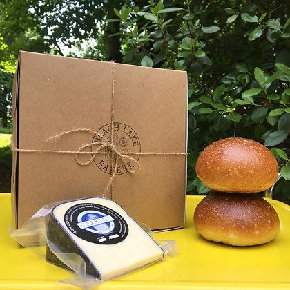 Dad's DIY Burger Kit