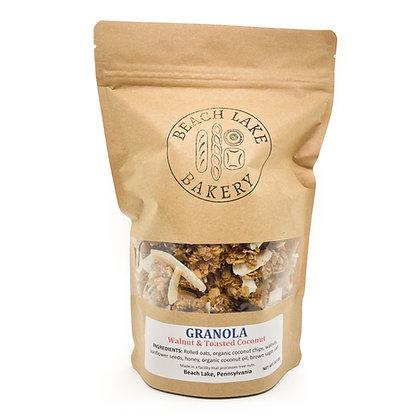 Granola - Walnut & Toasted Coconut