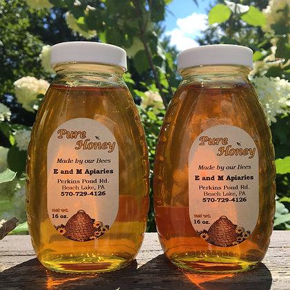 E & M Apiaries Honey