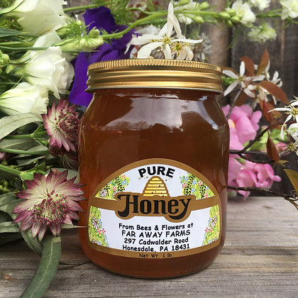 Far Away Farms Honey