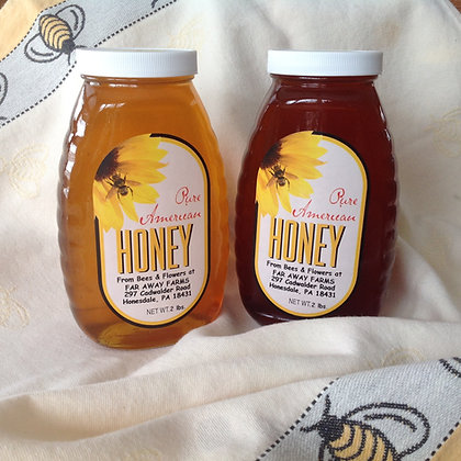 Far Away Farms Honey