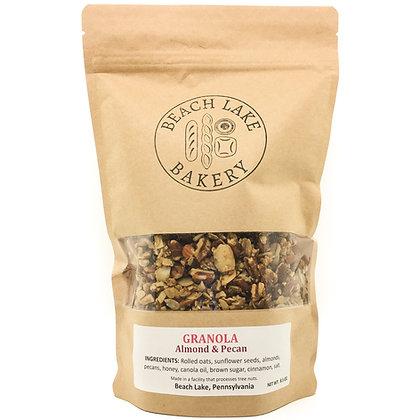 Granola - Almond & Pecan