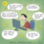 Service Design Cartoon | LimeBridge | Custmer Experience Consultants