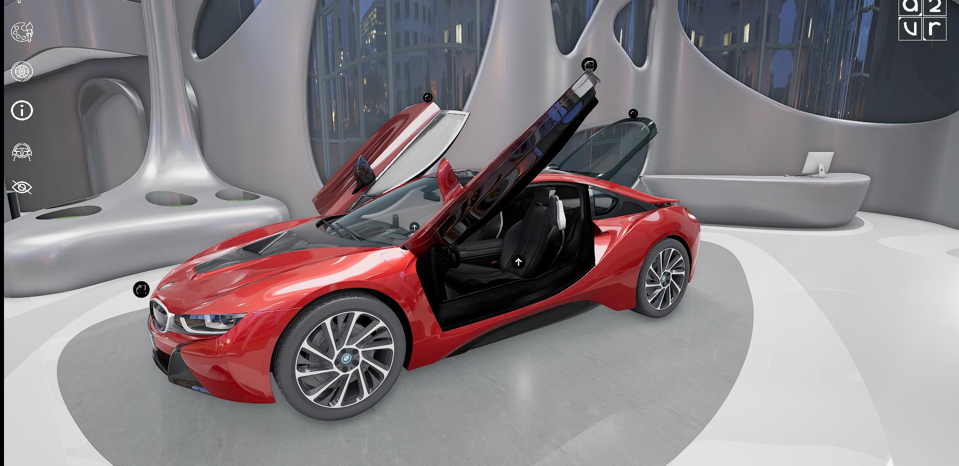 Virtual Automobile Showroom