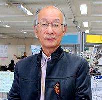 日本ステッピング協会理事長 藤野