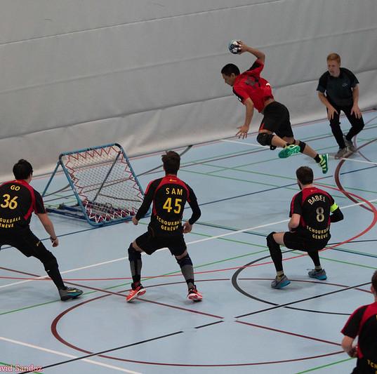 Lausanne Olympics vs Geneva Dragons (Ligue A)