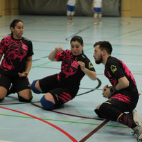 Lausanne Olympics vs Meyrin Panthers (Ligue A)