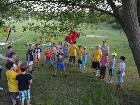 Kinderfest mit 2. Hydrantenrallye unserer Löschzwerge