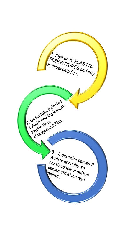 The Plastic Free Certification Process w