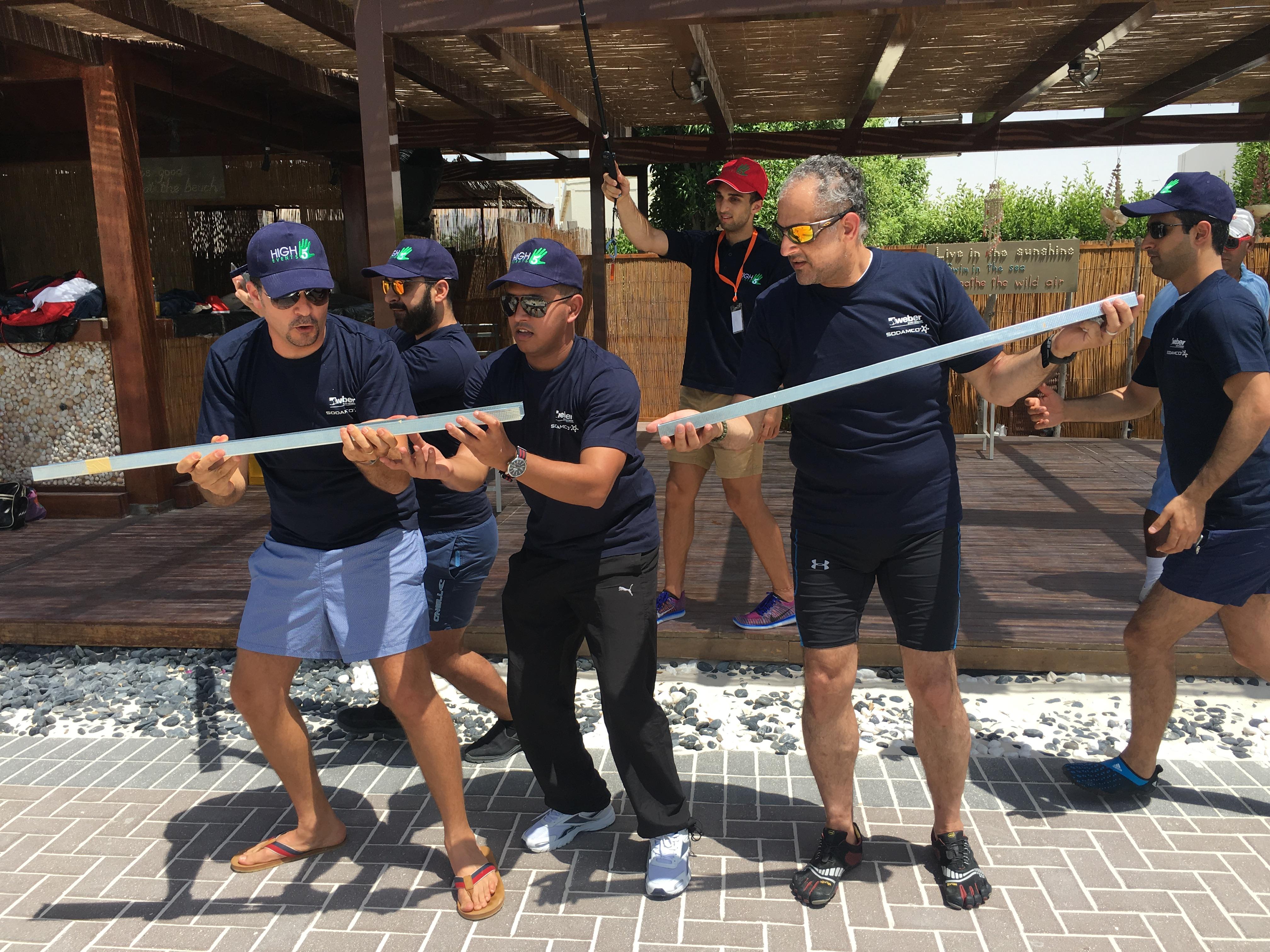 team building dubai