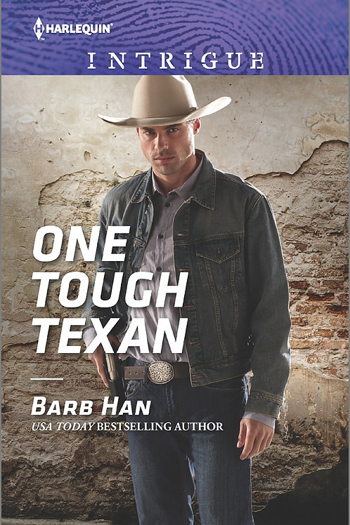 One Tough Texan (Cattlemen Crime Club Book 3)