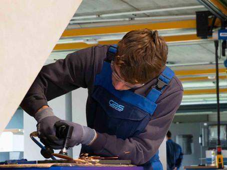 Nieuwe sales engineers Schiedam • Nieuwe trap GBS TEC