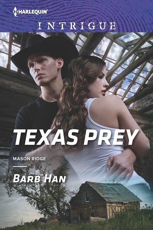 Texas Prey (Mason Ridge Book 1)