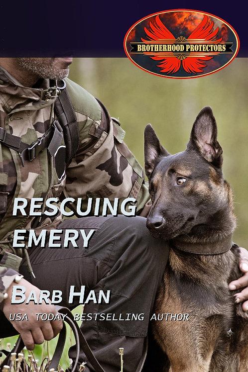 Rescuing Emery: Brotherhood Protectors World