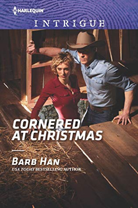 CORNERED AT CHRISTMAS (Rushing Creek Crime Spree Book 1)
