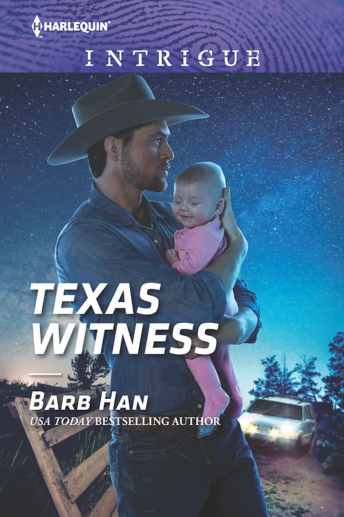 Texas Witness (Cattlemen Crime Club Book 5)
