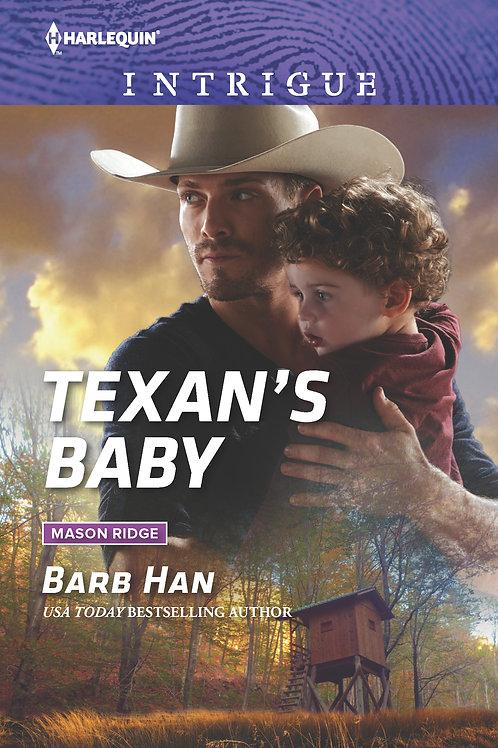 Texan's Baby (Mason Ridge Book 4)