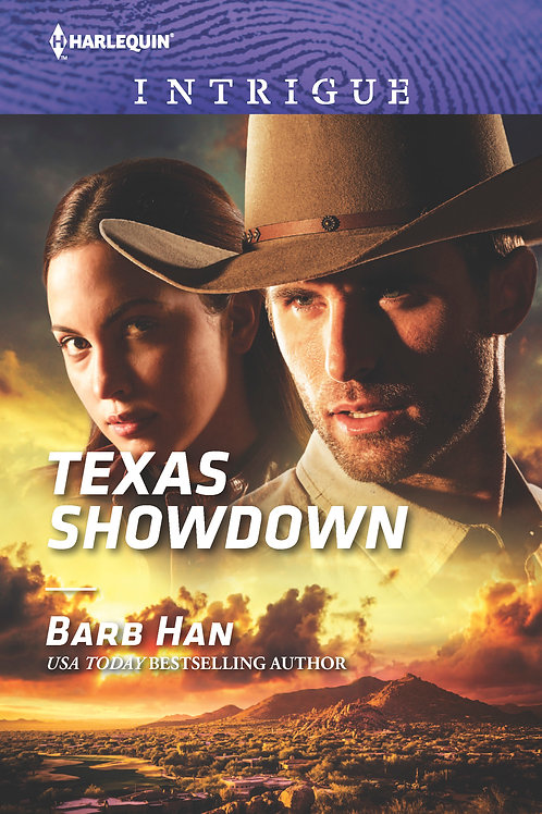 Texas Showdown: A Thrilling FBI Romance (Cattlemen Crime Club Book 6)