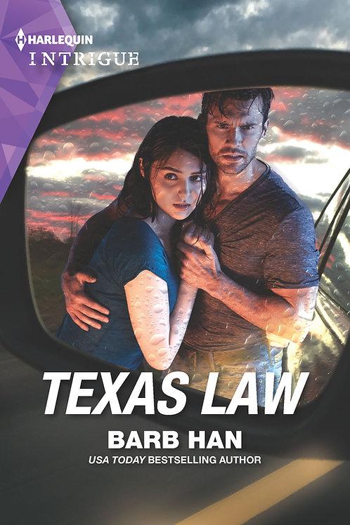 Texas Law (An O'Connor Family Mystery Book 3)