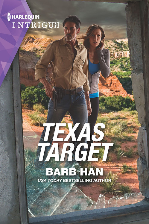 Texas Target (An O'Connor Family Mystery Book 2)