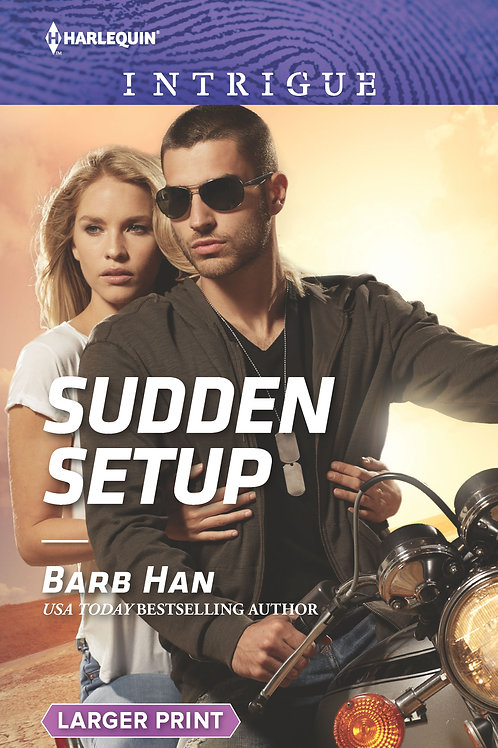 Sudden Setup (Crisis: Cattle Barge Book 1)