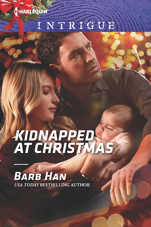 Kidnapped at Christmas (Crisis: Cattle Barge Book 4)