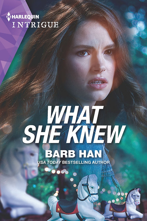 WHAT SHE KNEW (Rushing Creek Crime Spree Book 5)