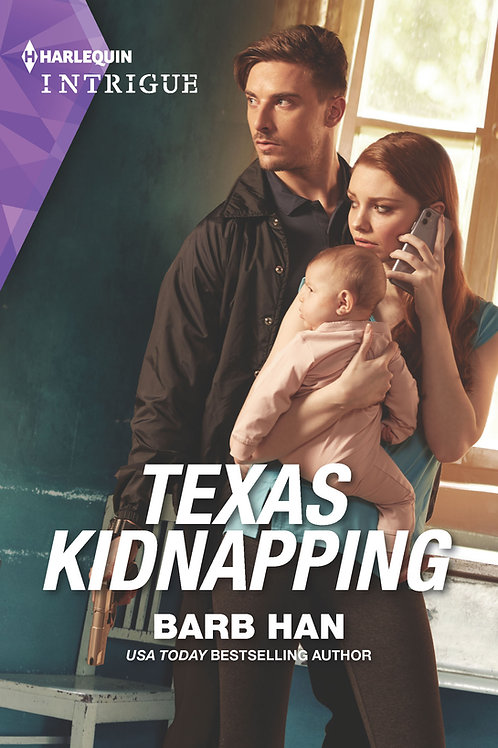 Texas Kidnapping (An O'Connor Family Mystery Book 1)