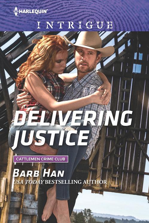 Delivering Justice (Cattlemen Crime Club Book 2)