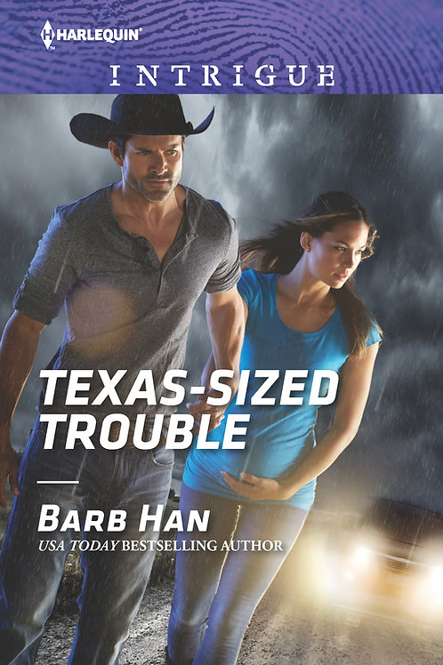 Texas-Sized Trouble (Cattlemen Crime Club Book 4)
