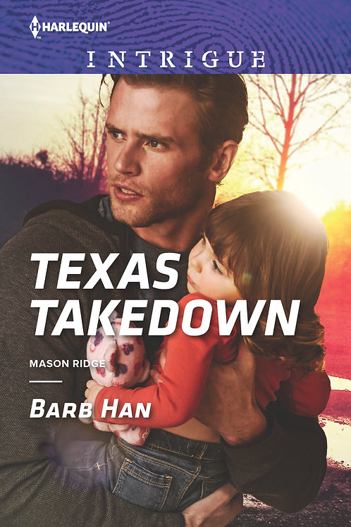 Texas Takedown (Mason Ridge Book 2)