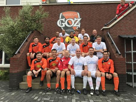 GBS doet met twee teams mee aan bedrijventoernooi