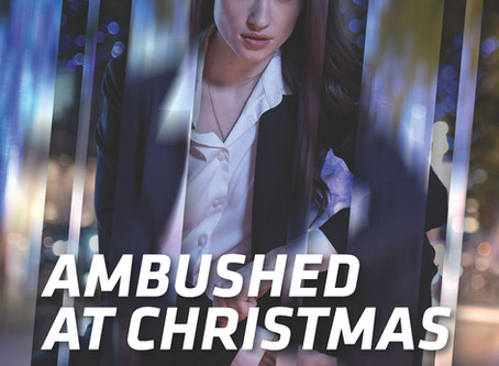 Ambushed at Christmas eBook is here!